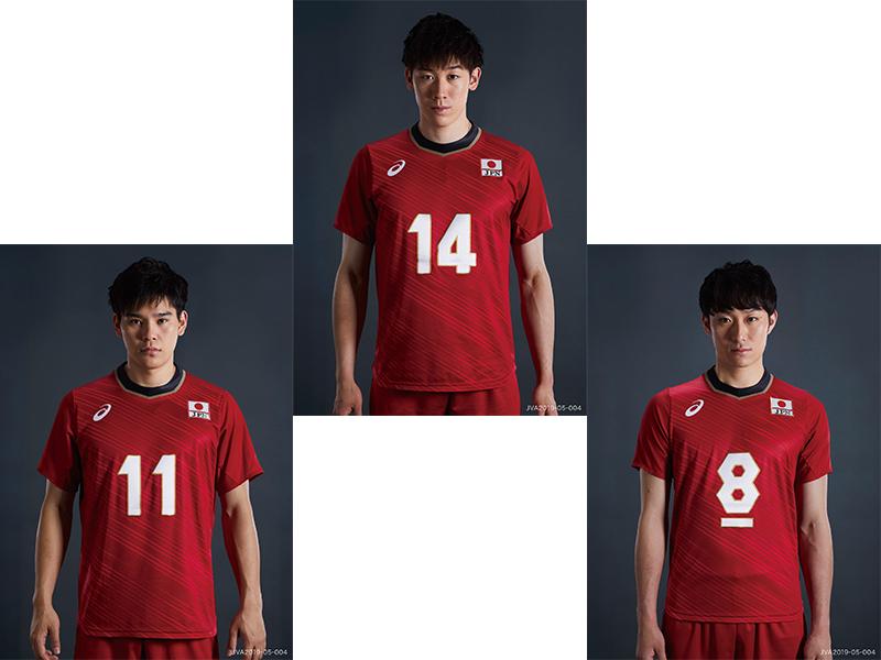 男子 メンバー 代表 バレー 日本 バレーボール全日本代表男女の身長や最高到達点、世界ランキングは?