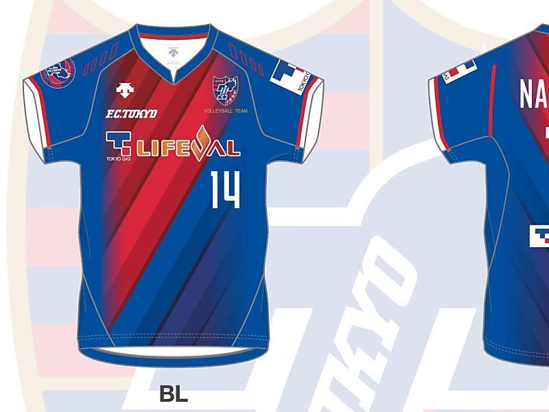 FC東京バレーボールチーム2019-2...